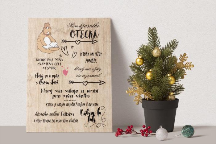 Láskavé tabuľky - originálny darček